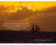 Ship & Sun w verse