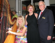 Harpist for Steinway Society of Central Florida