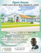 Waterford Lakes Open House!