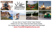 Travel Writing Adventures Magazine