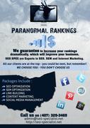 Paranormal Rankings