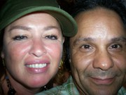 Victor Perez and I at SURF EXPO 2009