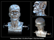 Flight of Frankenstein