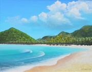 Caribean Series Paintings