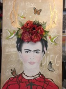 Jennifer Benjamin Art Studio