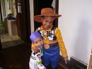 Jaquan aka Woody and Jaylen aka Buzz lightyear 001