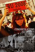 Happy Graduated_Congratulations(N'Aom_ABAC)