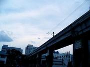 Cubao Bridge