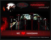 WEB DESIGN : HANGMANFANCLUB