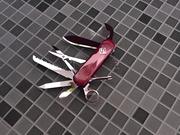 Knife Swiss 3D