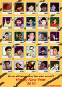 HNY2010 - Year of Memorial