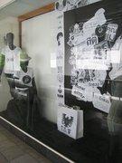 Design window display
