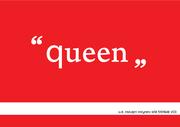 Package Design : Queen