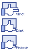 Shoot-Drink-Promise