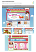 Promotional Website for Red Mango.