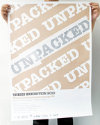 Unpacked Thesis Exhibition