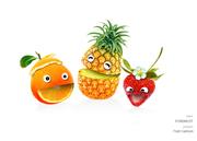 77 Fruit Cartoon