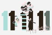 HBD 11.11.11