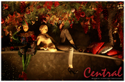 Windows display Christmas @central chidlom
