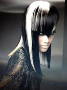 wella trend vision award 2012 winner in Thai and  show  in New York  USA.