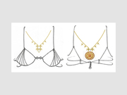 My design with bra