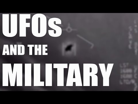 UFOs and the Military