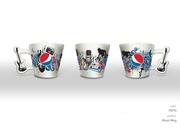Pepsi Music Mug