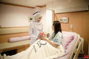 Service with Heart at Siroros Hospital YALA