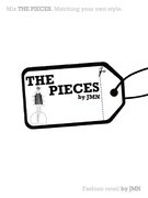 [Fashion Set] THE PIECES BY JMN