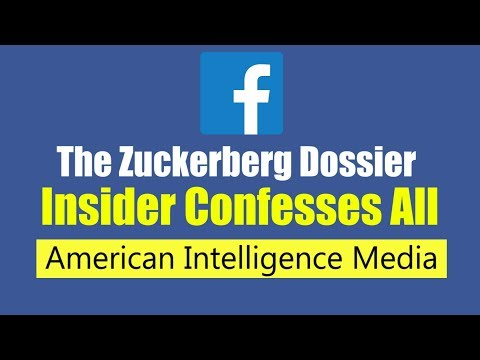 Facebook Insider CONFESSES ALL