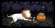 Halloween - Bull Terrier