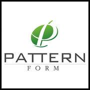 ผลงานออกแบบโลโก้บริษัทPattern Form