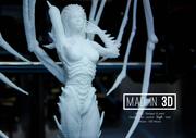 3D Print Service : Kerrigan