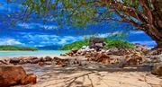 Layan Beach.