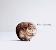 animals (stone painting by Is.ideastone)