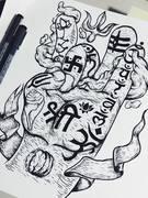hand illustration
