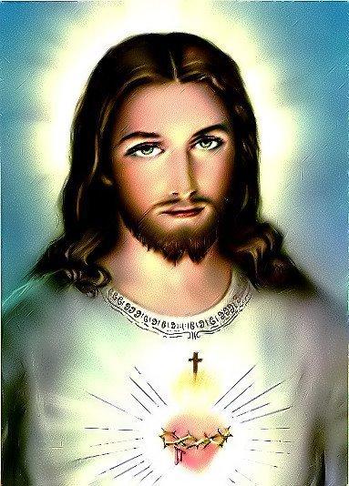 JESUS CRISTO .