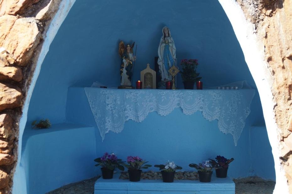 Altar de Nossa Mãe