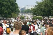 Revolution March, Washington, DC