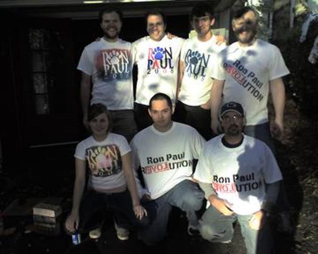 Making T-Shirts Event