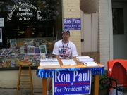 Campaigning For Ron Paul