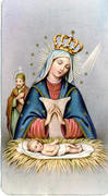 Virgen de la Altagracia patrona de Republica Dominicana
