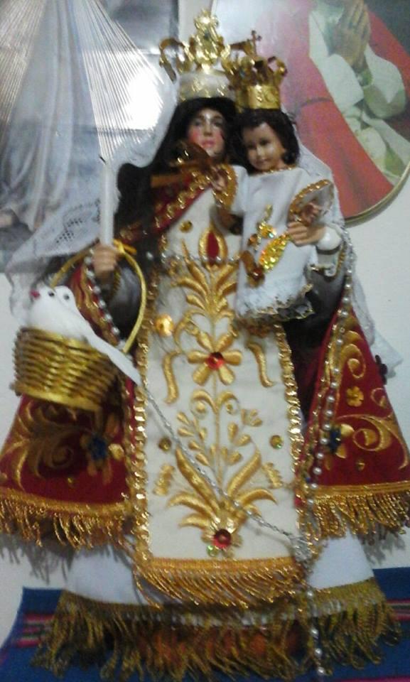 Virgen de Chapi