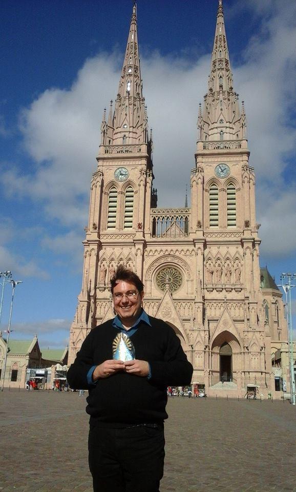 Santuario Nacional de la Virgen de Lujan Argentina
