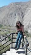 Una belleza en los Andes