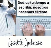 Dedica tu tiempo a escribir