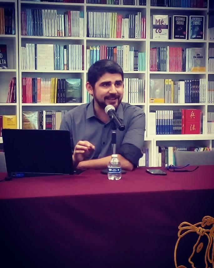 Presentación libro en México