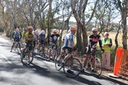 My first race with the Vets ( AHVCC )