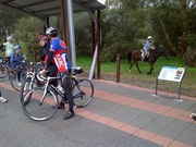 SSRC L Ride, Route 1 on the 8th June 2013