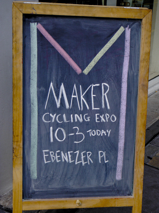 Maker Cycling Expo